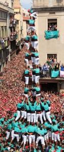 Castellers Vilafranc